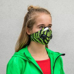 Maska dla alergików Respro Allergy White